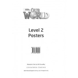 Our World 2 Poster Set