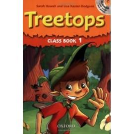 Treetops 1 Class Book + MultiROM