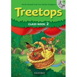 Treetops 2 Class Book + MultiROM
