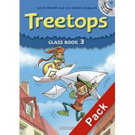 Treetops 3 Class Book + MultiROM