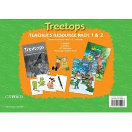 Treetops 1-2 Teacher's Resource Pack