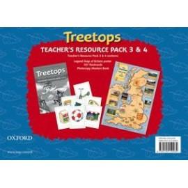 Treetops 3-4 Teacher's Resource Pack