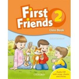 First Friends 2 Class Book + CD