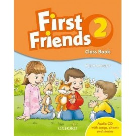 First Friends 2 Class Book + CD
