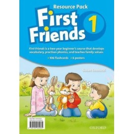 First Friends 1 Resource Pack