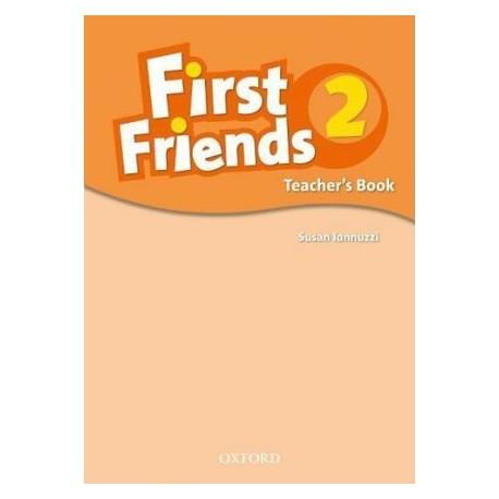 First Friends 2 Teacher's Book