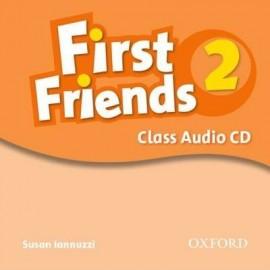 First Friends 2 Class CD