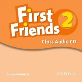 First Friends 2 Class CD