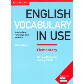 English Vocabulary in Use Elementary Third Edition with Answers