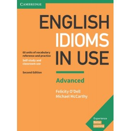 English Idioms in Use Advanced Second Edition with Answers
