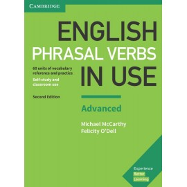 English Phrasal Verbs in Use Advanced Second Edition with Answers