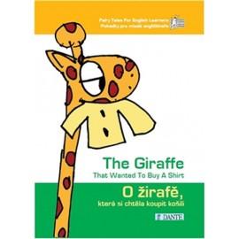 The Giraffe That Wanted to Buy a Shirt / O žirafě, která si chtěla koupit košili