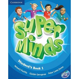 Super Minds 1 Student's Book + DVD-ROM