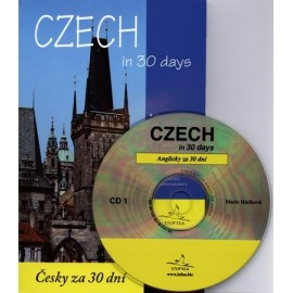 Czech in 30 days + 2 CDs