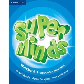 Super Minds 1 with Online Resources