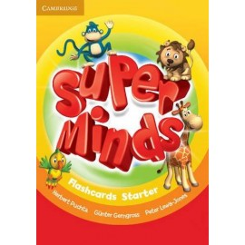 Super Minds Starter Flashcards