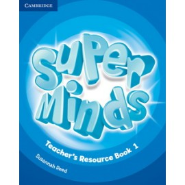 Super Minds 1 Teacher's Resource Book + Audio CD