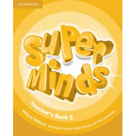Super Minds 5 Teacher's Book
