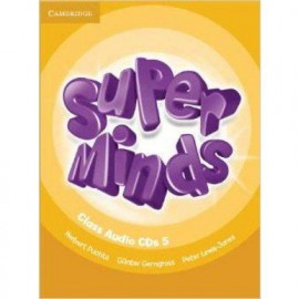 Super Minds 5 Class CDs