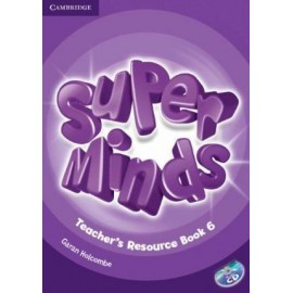 Super Minds 6 Teacher's Resource Book + Audio CD