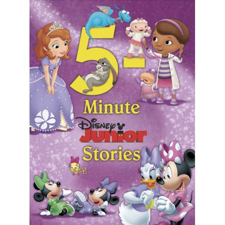 5-Minute Disney Junior Stories