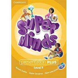Super Minds 5 Presentation Plus DVD-ROM