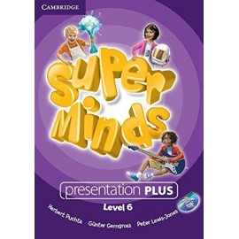 Super Minds 6 Presentation Plus DVD-ROM