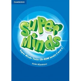 Super Minds 1 & 2 Tests CD-ROM