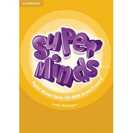 Super Minds 5 & 6 Tests CD-ROM