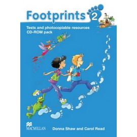 Footprints 2 Photocopiables CD-ROM