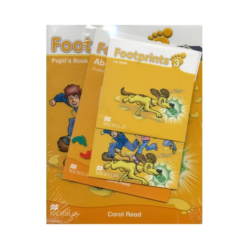 Footprints 3 Pupils Book