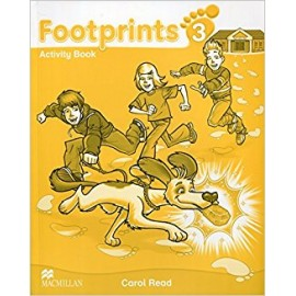 Footprints 3 Activity Book