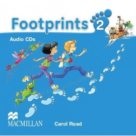 Footprints 2 Class Audio CDs
