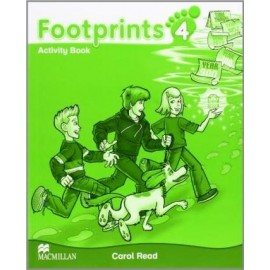 Footprints 4 Activity Book