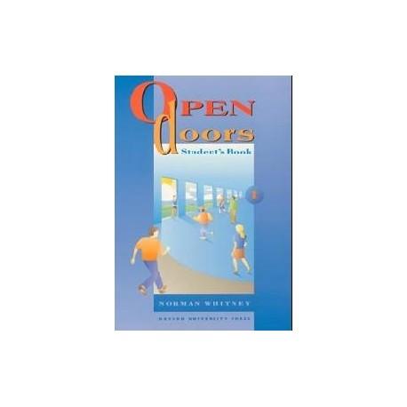 Open Doors 1 Student's Book Oxford University Press 9780194356008