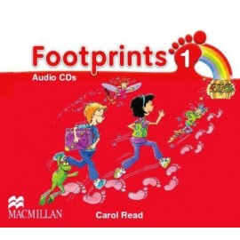 Footprints 1 Class Audio CDs