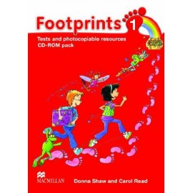 Footprints 1 Photocopiables CD-ROM