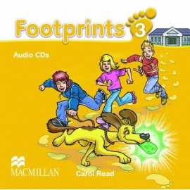 Footprints 3 Class Audio CDs