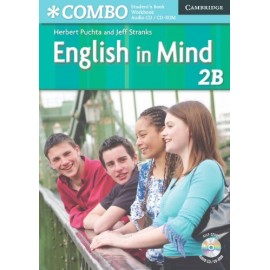 English in Mind Combo 2B Student's Book + Workbook + CD-ROM