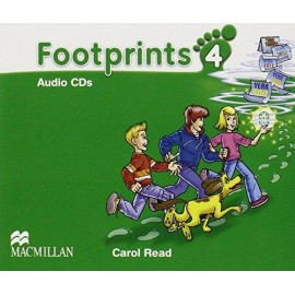 Footprints 4 Class Audio CDs