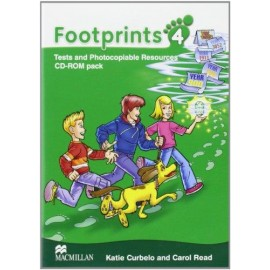 Footprints 4 Photocopiables CD-ROM