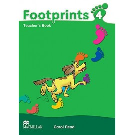 Footprints 4 Teacher's Book