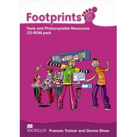 Footprints 5 Photocopiables CD-ROM
