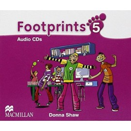 Footprints 5 Class Audio CDs