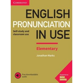 English Pronunciation in Use Elementary with Answers and Downloadable Audio + e-BOOK VOCABULARY IN USE ZDARMA