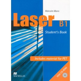 Laser B1 Student's Book + CD-ROM New Ed.