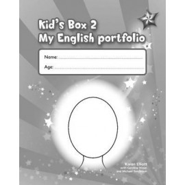 Kid's Box 2 Language Portfolio