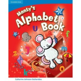 Kid's Box 1-2 Monty's Alphabet Book