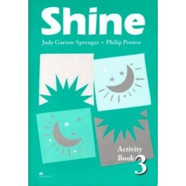 Shine 3 Activity Book