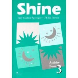 Shine 3 Activity Book
